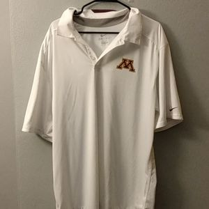 Nike Dri-Fit MN Gophers Polo